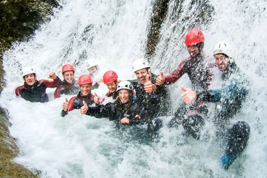 Canyoning © vogei.at