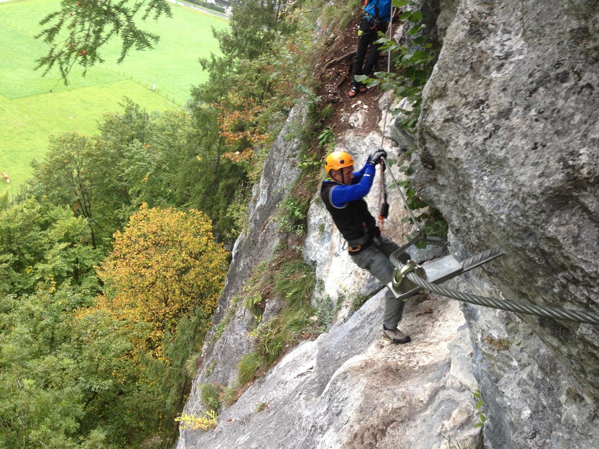 Klettersteig Weiße Gams : Fotogalerie tourfotos fotos zur klettersteig tour